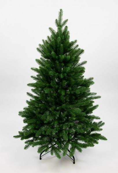 Nordmanntanne 120cm LS künstlicher Weihnachtsbaum Tannenbaum Kunststanne Kunststoff Spritzguss