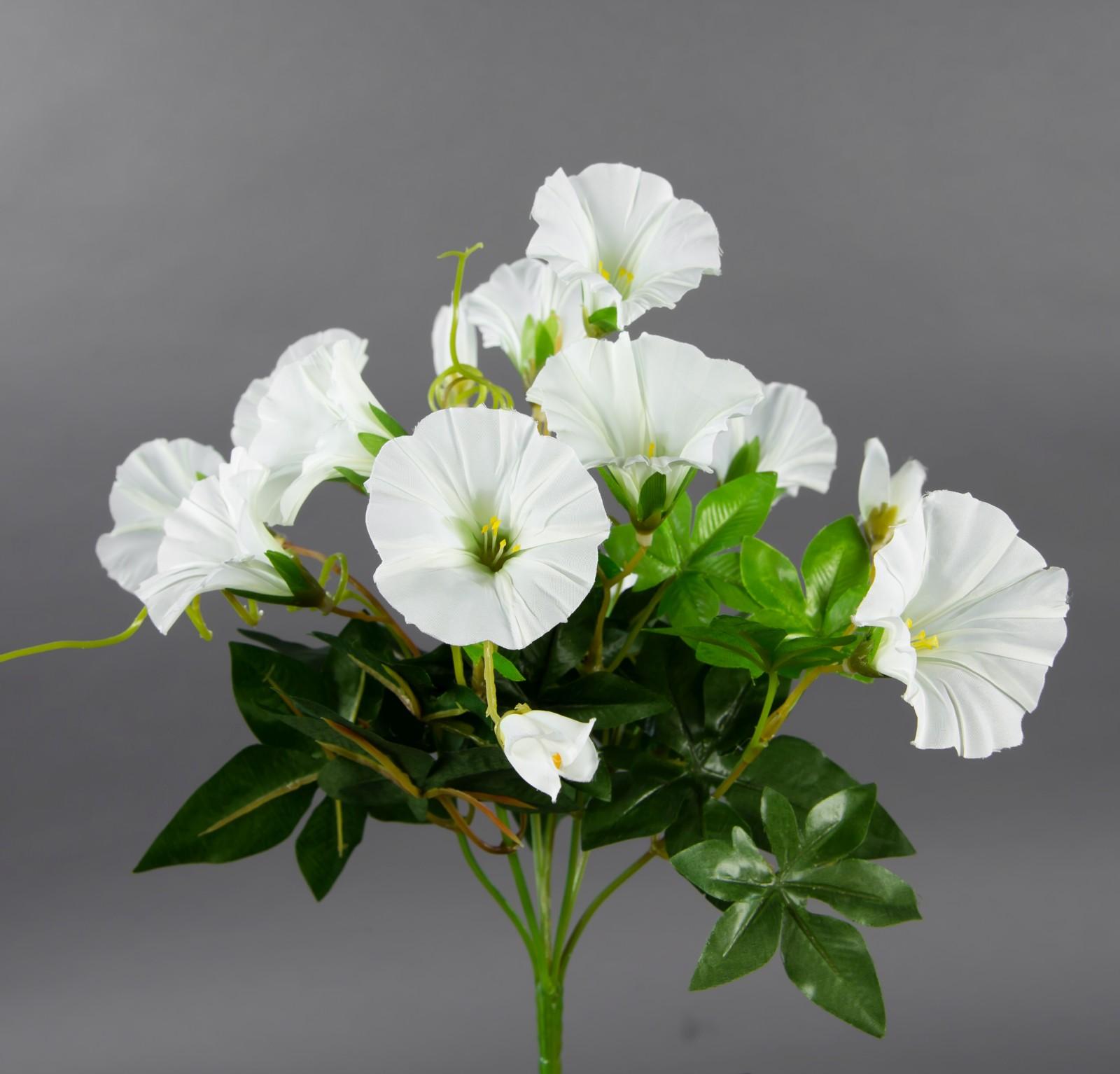 petunienbusch 28cm wei ohne topf zf k nstliche pflanze k nstliche petunie kunstblume. Black Bedroom Furniture Sets. Home Design Ideas
