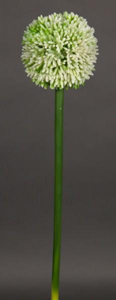 Alliumkugel 64cm weiß CG Kunstblumen künstliche Blumen Seidenblumen