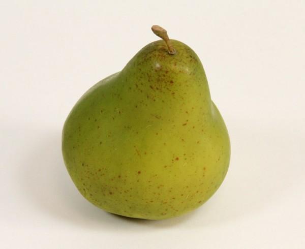 Künstliche Birne 11x8cm DP Dekoobst Kunstobst Künstliches Obst