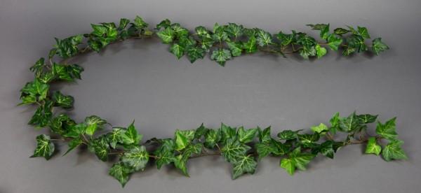 Waldefeugirlande 180cm grün DA Kunstpflanzen künstliches Efeu