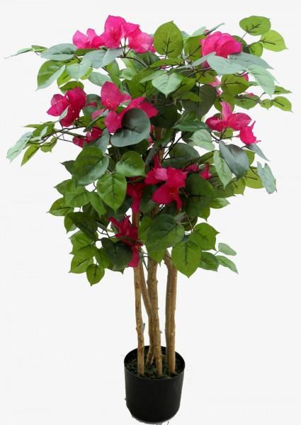 Bougainvillea 90cm DA künstlicher Baum Kunstbaum Kunstpflanzen künstliche Pflanze