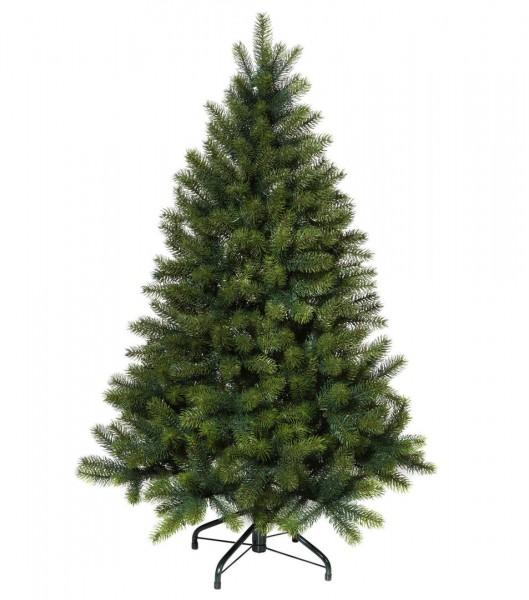 Edel - Tannenbaum Luxus III 120cm GA künstlicher Weihnachtsbaum Kunststanne Kunststoff Spritzguss