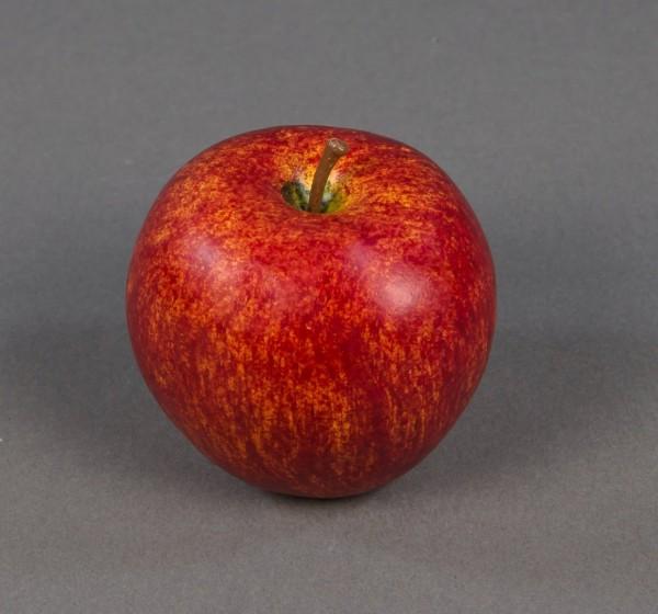Künstlicher Apfel 6,5cm rot AR Dekoobst Kunstobst Künstliches Obst
