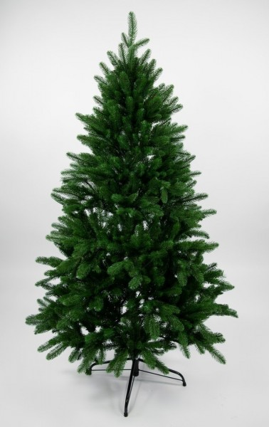 Nordmanntanne 150cm LS künstlicher Weihnachtsbaum Tannenbaum Kunststanne Kunststoff Spritzguss