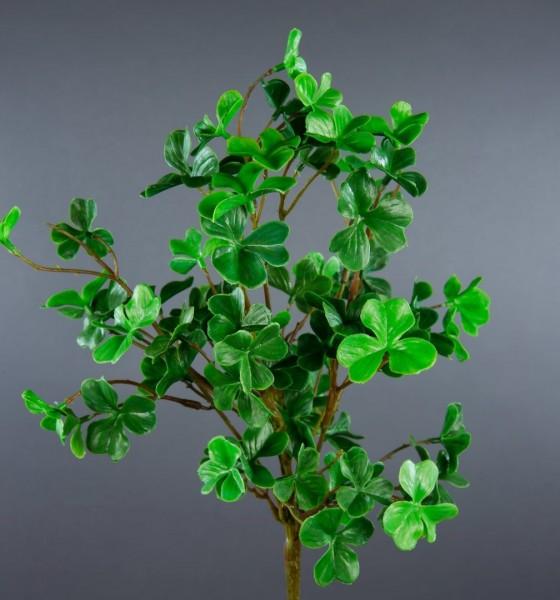 Kleeblattbusch / künstlicher Klee 30cm -ohne Topf- GA Kunstpflanzen künstliche Pflanzen