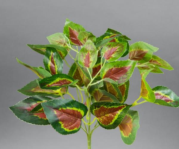 Buntnessel 25cm grün-rot ZF Kunstpflanzen künstliche Pflanzen Nessel