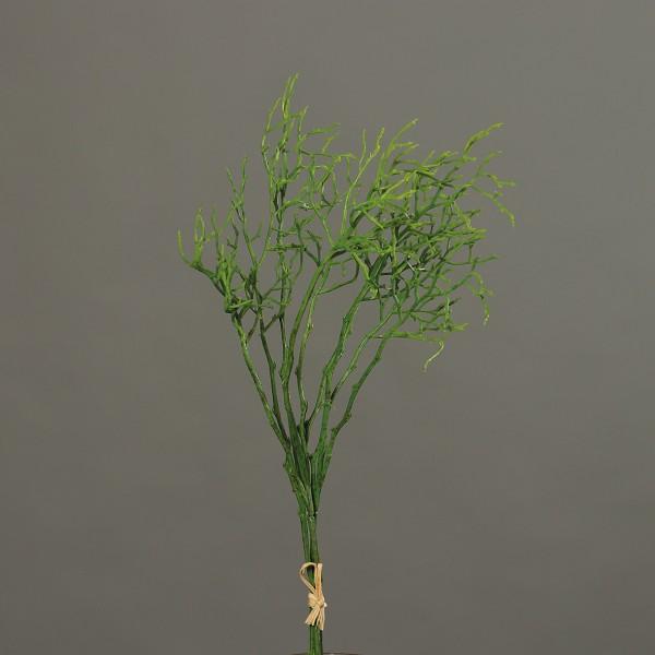 Heidelbeerbund 48cm DP Kunstpflanzen künstliche Zweige Heidelbeerzweig Heidelbeere
