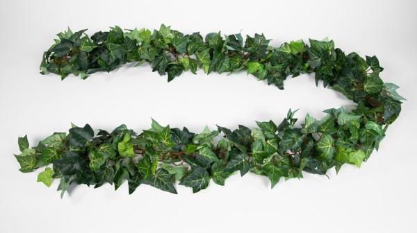 Efeugirlande rund 160cm grün PM Kunstpflanzen künstliche Girlande Efeu Pflanzen Kunstblumen