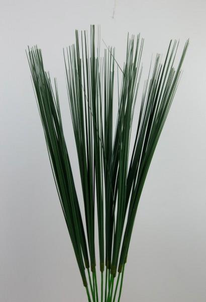 12 Stück Kunstgras 50cm AR Kunstblumen künstliches Gras Graszweig