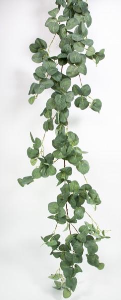 Eukalyptusgirlande 180cm ZF Kunstpflanzen künstliche Girlande Eukalyptus Blattgirlande