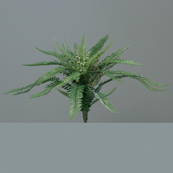 Waldfarn 80cm -ohne Topf- DP Kunstpflanzen Kunstfarn künstlicher Farn Farnbusch