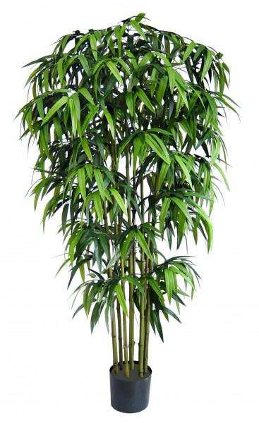 Sumatra Bambus 180cm DA Kunstbaum Dekobaum künstlicher Baum Kunstbambus Kunstpflanze