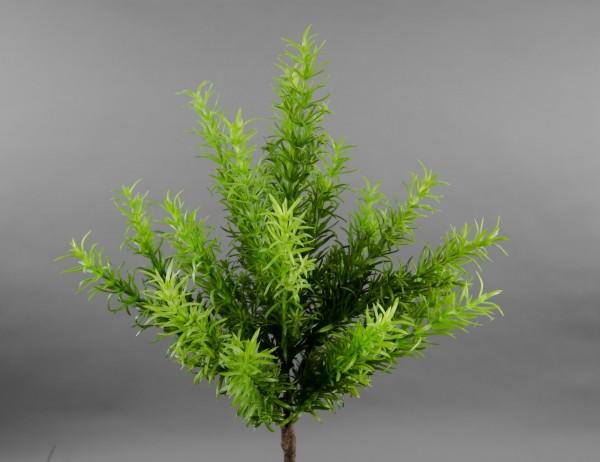 Rosmarinbusch Nature 38cm -ohne Topf- CG Kunstpflanzen künstlicher Rosmarin