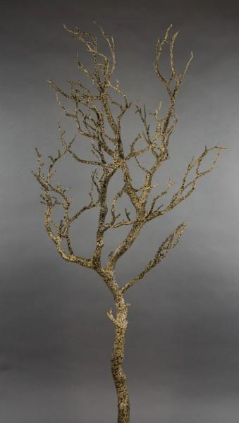 rot 110cm Künstlicher Eucalyptus Zweig Kunst Zweig // Herbst Deko // Dekozweig