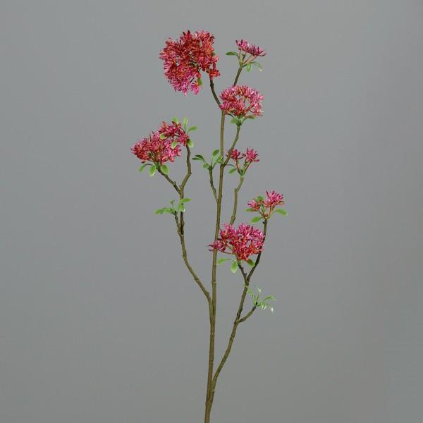 Bouvardienzweig 85cm pink GA Kunstblumen künstliche Bowardien Bouvardien Blumen Zweige