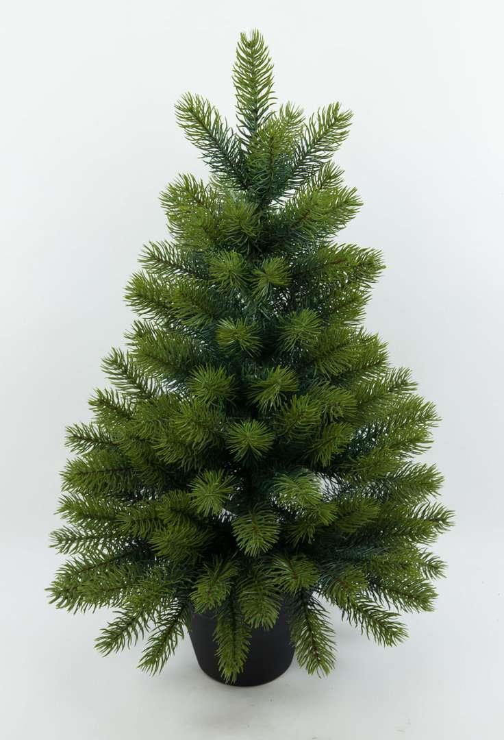 Tannenbaum Kunststoff.Edel Tannenbaum Luxus Iii 65cm Ga Kunstlicher Weihnachtsbaum Kunststanne Kunststoff Spritzguss