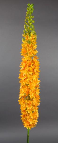 Steppenkerze / Eremurus 120cm orange-gelb AR Kunstblumen künstliche Blumen