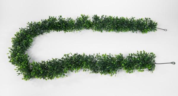 Buchsbaumgirlande 180cm PM Kunstpflanzen künstliche Buchsgirlande Buchsbaum