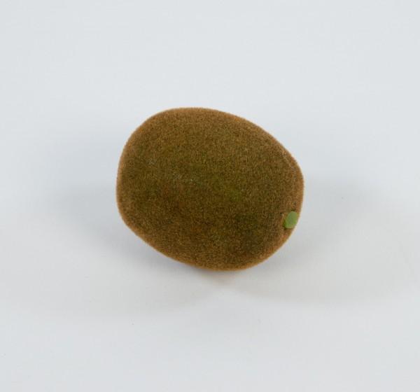 Künstliche Kiwi 7x6cm DP Dekoobst Kunstobst Künstliches Obst