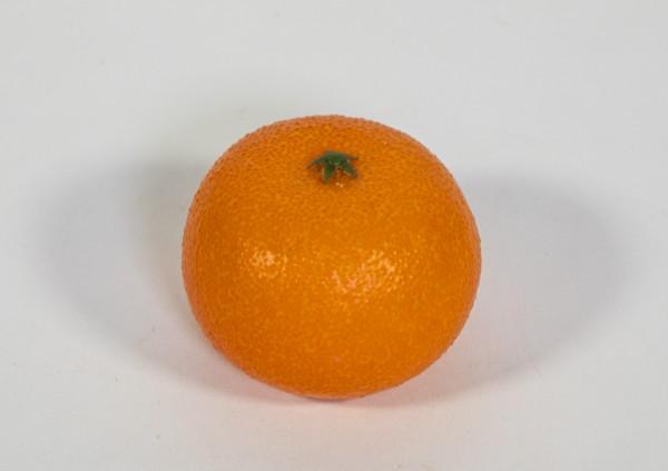 Künstliche Mandarine 7cm Feel Real GA Dekoobst Kunstobst Künstliches Obst