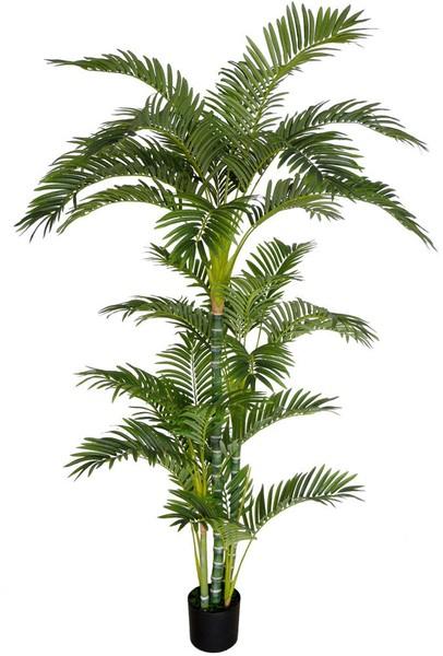 Arekapalme Deluxe 190cm DA Kunstpalmen künstliche Palmen Arecapalme