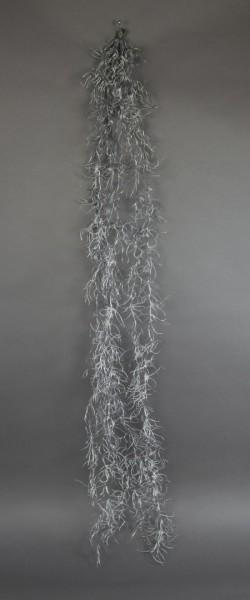 Tillandsienranke 100cm silber DP künstliche Pflanzen Ranken Kunstrpflanzen Tillandsie