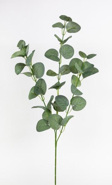 Eukalyptuszweig 70cm grün ZF Kunstzweig künstliche Zweige Kunstpflanzen künstlicher Eukalyptus