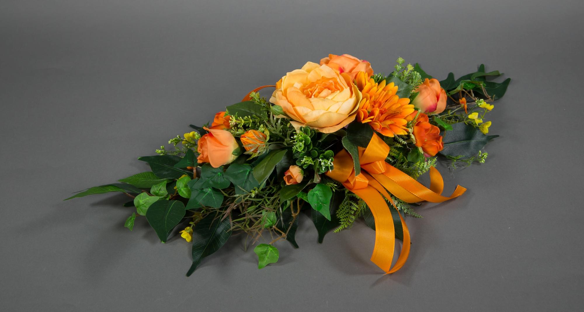 Handgearbeitete Gestecke Gestecke Kunstblumen Seidenblumen