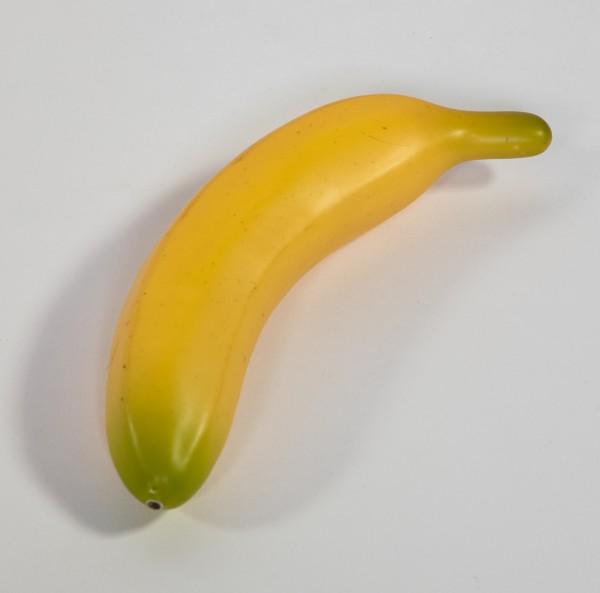Künstliche Banane 18cm GA Dekoobst Kunstobst Künstliches Obst