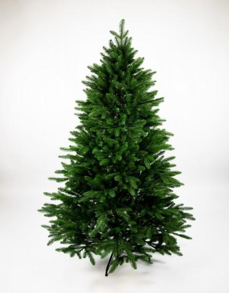 Nordmanntanne 210cm LS künstlicher Weihnachtsbaum Tannenbaum Kunststanne Kunststoff Spritzguss