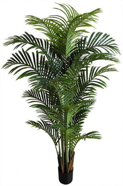 Hawaiipalme 120cm DA künstliche Zimmerpalme Palmen Kunstpalmen Kunstpflanzen Dekopalme