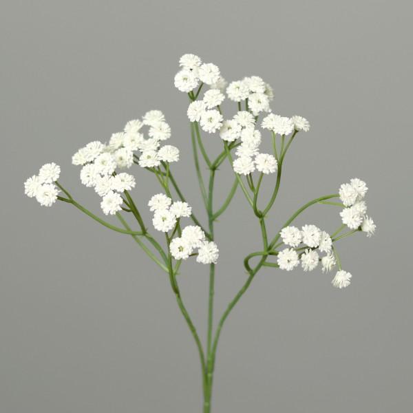 Schleierkraut 33cm weiß DP Kunstblumen künstliche Blumen