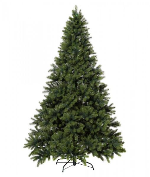 Edel - Tannenbaum Luxus III 240cm GA künstlicher Weihnachtsbaum Kunsttanne Kunststoff Spritzguss