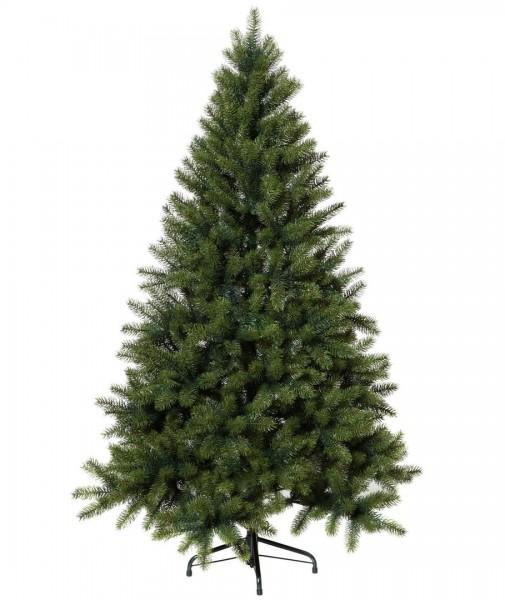 Edel - Tannenbaum Luxus III 150cm GA künstlicher Weihnachtsbaum Kunststanne Kunststoff Spritzguss