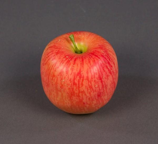 Künstlicher Apfel 8cm rot Feel Real GA Dekoobst Kunstobst Künstliches Obst