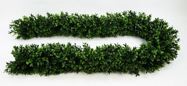 Buchsbaumgirlande rund 180cm x 14cm GA Kunstpflanzen Buxgirlande Buchsgirlande