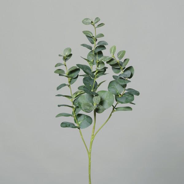 Eukalyptuszweig 95cm grün DP Kunstzweig künstliche Zweige Kunstpflanzen künstlicher Eukalyptus