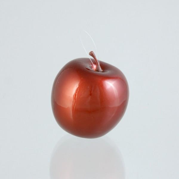 Lackapfel 7,5cm kupfer DP künstlicher Apfel