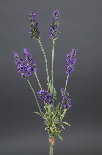 Lavendelbund / Lavendel 42cm FT Kunstblumen Kunstpflanzen künstlicher Lavendel