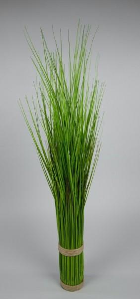 Grasbund 85cm grün DP Dekogras künstliches Gras Kunstpflanzen Grasbusch