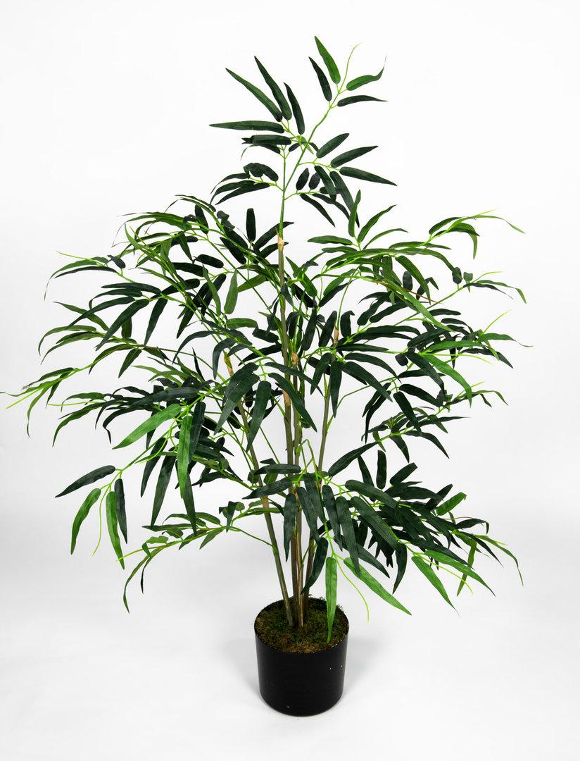 Bambus Asia 120cm Pf Kunstlicher Baum Bambusbaum Kunstbaum