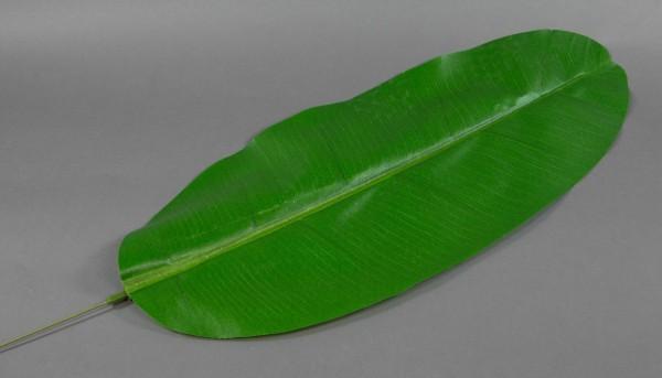 Bananenblatt 90x27cm GA künstlicher Palmwedel Bananenwedel