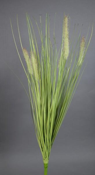 Strandgras 65x30cm grün -ohne Topf- CG Kunstpflanzen Dekogras Dünengras Grasbusch künstliches Gras