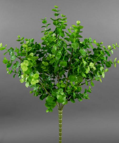 Eukalyptusbusch 40cm -ohne Topf- CG Kunstpflanzen künstlicher Eucalyptus Pflanzen