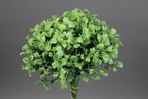12 Stück Buchsbaum-Pick 18cm grün JA Kunstpflanzen künstlicher Zweig Buchsbaum Buchpick