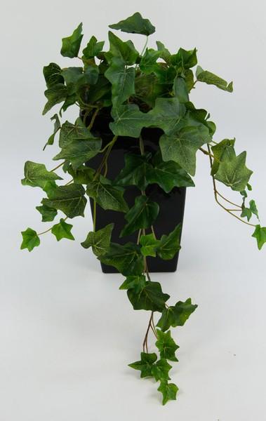 Efeubusch Real Touch 55cm grün DP Kusntpflanzen künstliches Efeu Efeuranke