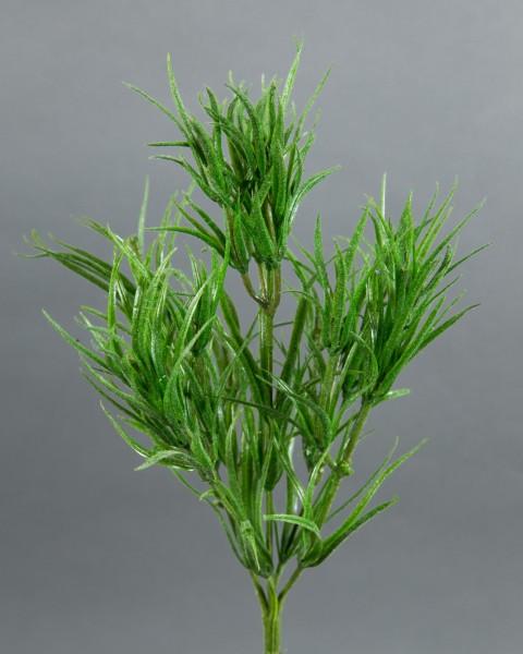 Grasbusch 28cm grün -ohne Topf- CG Kunstpflanzen künstliches Gras Dekogras Kunstgras
