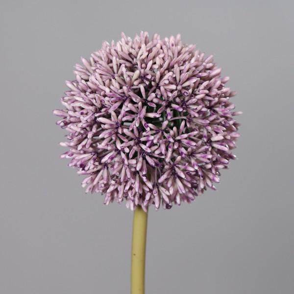 Alliumkugel 68cm helllila DP künstliches Allium Kunstblumen künstliche Blumen