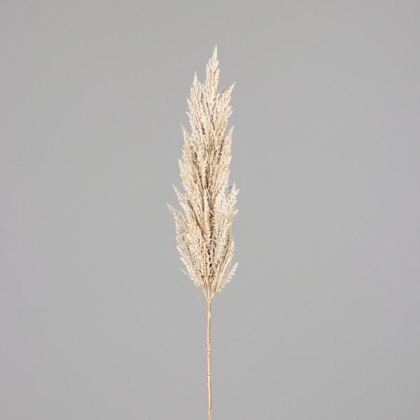 Pampasgras - Zweig 118cm DP Kunstgras Dekogras künstliches Gras Pampas Pflanzen Kunstpflanzen